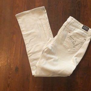 Earl Jean White Jeans